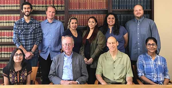 Staff and Attorneys